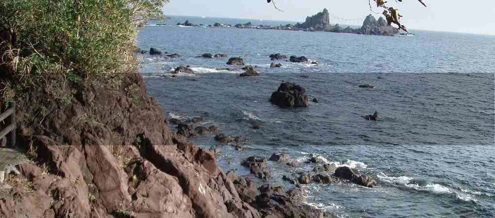 三ツ石海岸04