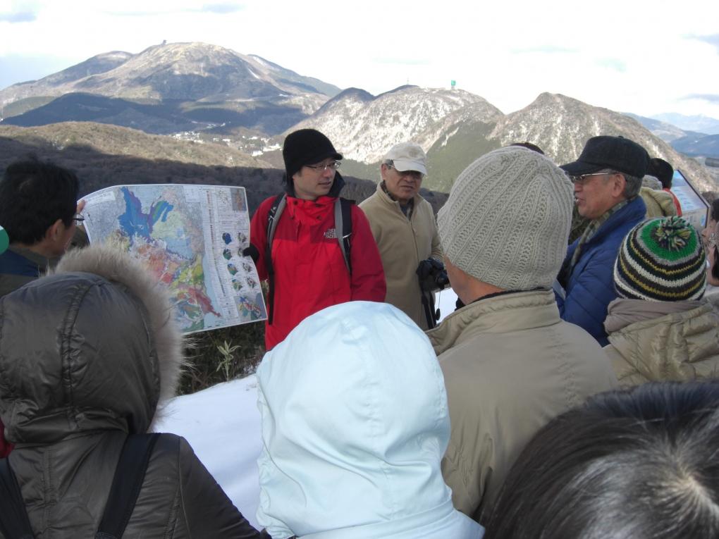 平成27年度第7回箱根ジオパークガイド講座を開催しました!