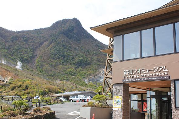 箱根ジオミュージアムが開館します!!