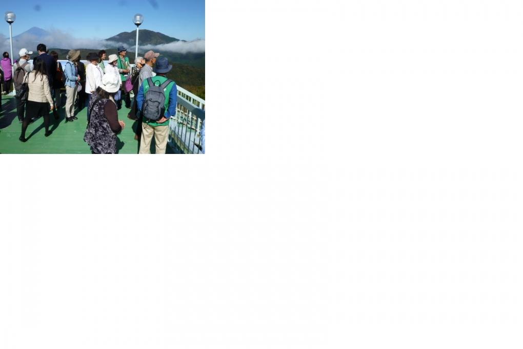 箱根ジオパーク「難攻不落!小田原城の秘密を探るバスツアー」を開催しました!