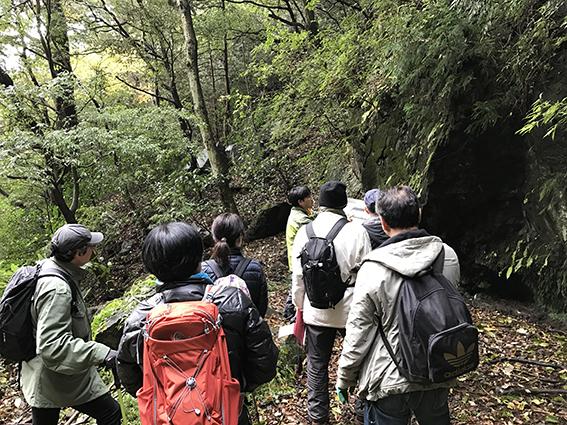 箱根ジオパークサポーター講座第3回開催しました