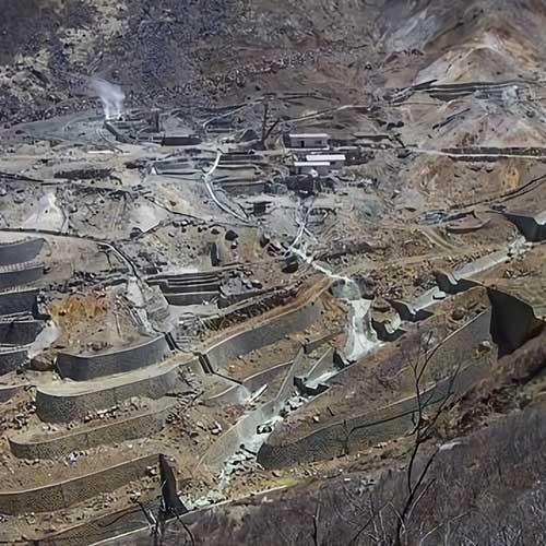 早雲山と大涌沢イメージ