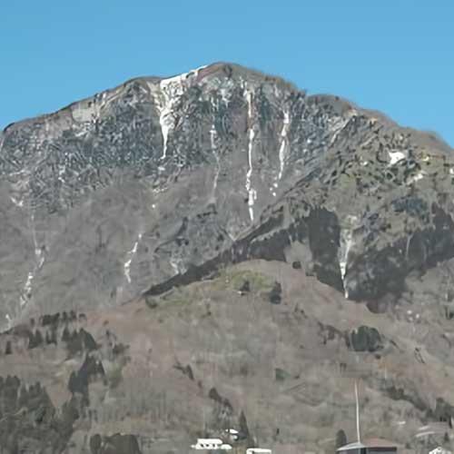 金時山イメージ