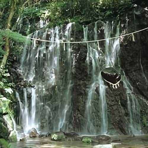 玉簾の瀧イメージ