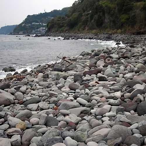 根府川(片浦海岸)イメージ