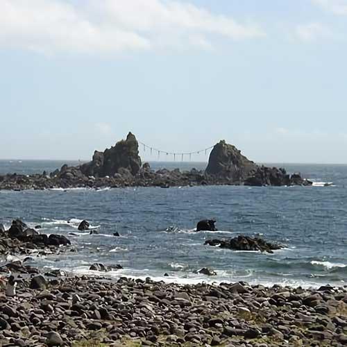 三ツ石海岸イメージ