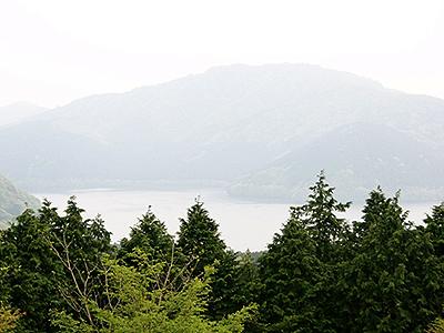 金太郎岩展望台
