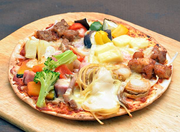 南足柄ジオサイトピザ otto(オット)